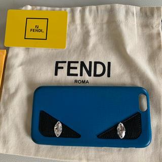 フェンディ(FENDI)のFENDI アイホン6 カバー(iPhoneケース)