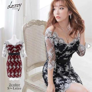 デイジーストア(dazzy store)の☆新品☆ デイジーストア オフショル ワンピース(ナイトドレス)