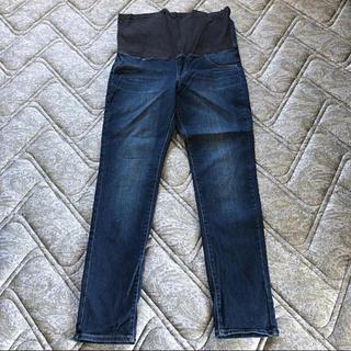 ユニクロ(UNIQLO)のユニクロ マタニティ  デニム XL パンツ(マタニティボトムス)