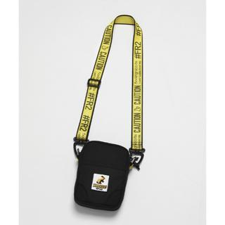 エクストララージ(XLARGE)のFR2 × XLARGE Patch Shoulder Bag ショルダーバッグ(ショルダーバッグ)