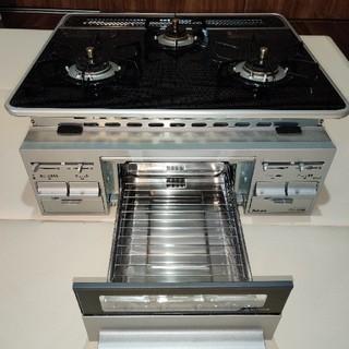 パロマピカソ(Paloma Picasso)のパロマ ビルトイン ガスコンロ(調理機器)