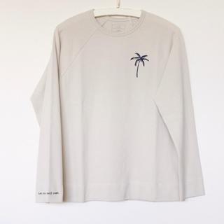 ロンハーマン(Ron Herman)のlittle darlin パームツリーカットソー  ¥11,000(Tシャツ(長袖/七分))