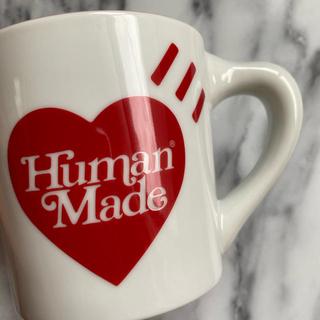 シュプリーム(Supreme)の即完売!HUMAN MADE マグカップ(グラス/カップ)