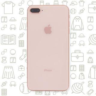 アイフォーン(iPhone)の【C】iPhone8Plus/64/au(スマートフォン本体)
