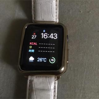 アップル(Apple)の格安 Apple アップルウォッチ  NIKE ナイキ シリーズ2 38mm(腕時計(デジタル))