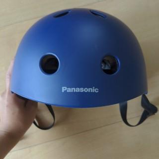 パナソニック(Panasonic)のさめ様専用子供用Panasonicヘルメット(自転車)