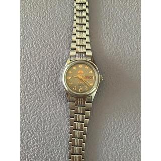 オリエント(ORIENT)の【部品取り用】orient  オリエント 手巻き時計 腕時計(腕時計)