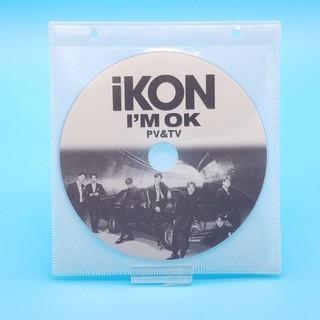 アイコン(iKON)のiKON 아이콘 アイコン I'M OK PV&TV DVD 1枚(アイドル)