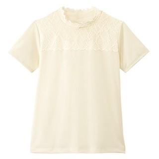 シャルレ(シャルレ)のシャルレ デザインインナー Tシャツ(Tシャツ(半袖/袖なし))