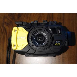 リコー(RICOH)のSEA&SEA DX6G  RICOH 6G 水中カメラ(コンパクトデジタルカメラ)