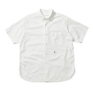 ナナミカ(nanamica)のnanamica ナナミカButton Down Wind H/S Shirt(シャツ)