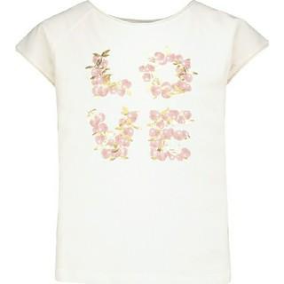Bonpoint - 新品未使用 bonpoint Tシャツ LOVE 3A
