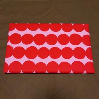マリメッコ(marimekko)のミニアイロン台 ピンク柄2 ハンドメイド(雑貨)