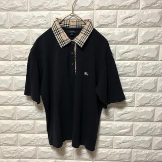 バーバリー(BURBERRY)のポポマミ様専用BURBERRY LONDON ノバチェック ポロシャツ (ポロシャツ)