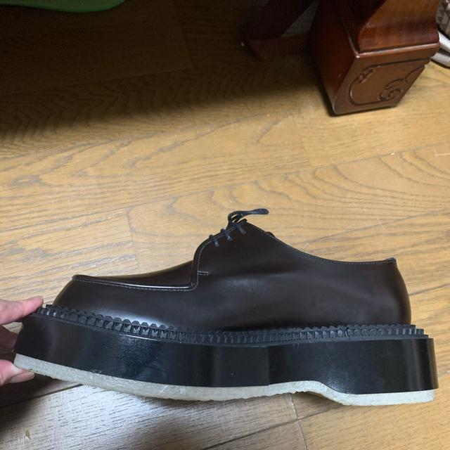 UNDERCOVER(アンダーカバー)のadieu paris×undecover  メンズの靴/シューズ(ドレス/ビジネス)の商品写真