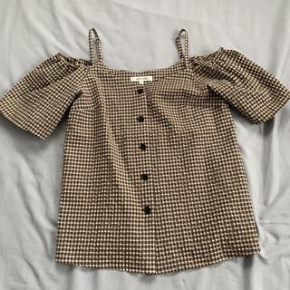 マウジー(moussy)のmoussyトップス(Tシャツ(長袖/七分))