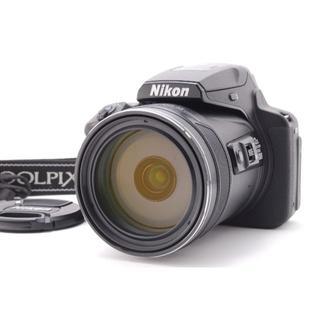 Nikon - ★新品級★ Nikon COOLPIX P900 元箱付 付属品完備
