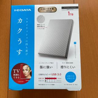 アイオーデータ(IODATA)のアイオーデータ カクうす HDPT-UT1W(PC周辺機器)