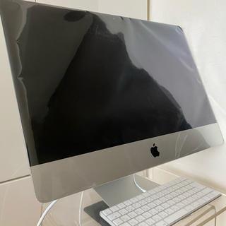 マック(Mac (Apple))のiMac 21.5インチ Retina 4Kディスプレイモデル 2019(デスクトップ型PC)