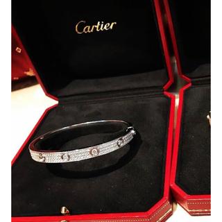 カルティエ(Cartier)のCartier love bracelet 1枚目(ブレスレット)