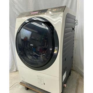 日立 - パナソニック ななめ型ドラム式洗濯乾燥機10kg 泡洗浄 NA-VX7300L