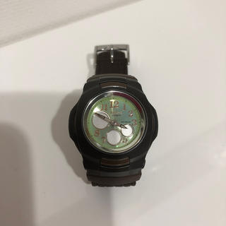 ベビージー(Baby-G)のBaby-G腕時計★グリーン(腕時計)