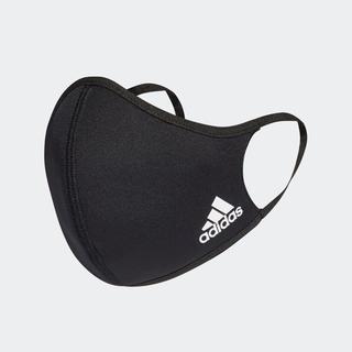 アディダス(adidas)のadidas 日本未発売 フェイスカバー Sサイズ ブラック(その他)