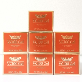 ドクターシーラボ(Dr.Ci Labo)のドクターシーラボ VC100ゲル 7個セット 80g×7 DR-VC10 正規品(オールインワン化粧品)