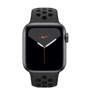 アップルウォッチ(Apple Watch)のApple Watch Nike シリーズ5 充電スタンド 保護ケース×2個付き(腕時計(デジタル))