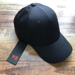Y-3 - 数点だけ!再入荷 新品 Y-3 ワイスリー FQ6960 ロゴ CAP ブラック