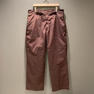 ビームス(BEAMS)のSSZ SHAKA No1874D PANTS ブラウン M BEAMS (ワークパンツ/カーゴパンツ)