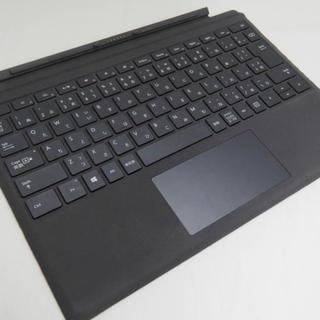マイクロソフト(Microsoft)の[極美品] Surface Pro 4 タイプカバー キーボード ブラック(PC周辺機器)