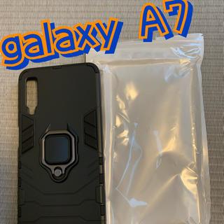 ギャラクシー(Galaxy)のgalaxy A7 スマホケース(Androidケース)