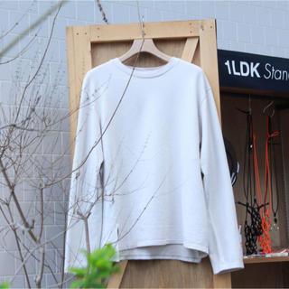 アンユーズド(UNUSED)の値下げ交渉承ります URU 19ss washi l/s tee ロンT(Tシャツ/カットソー(七分/長袖))
