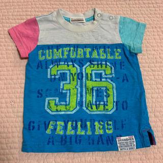 ブランシェス(Branshes)のブランシェス サイズ80(Tシャツ)