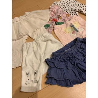 カーターズ(carter's)の70女の子夏服ズボンセット(パンツ/スパッツ)