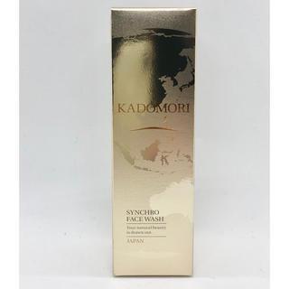 KADOMORI フェイスウォッシュ 100g 洗顔料   小顔 カドモリ(洗顔料)