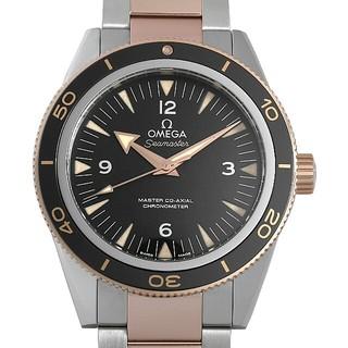 オメガ(OMEGA)のオメガ シーマスター マスター コーアクシャル腕時計(腕時計(アナログ))