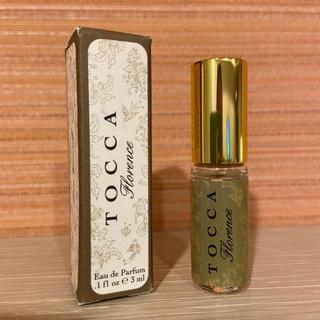トッカ(TOCCA)の【トッカ】フローレンス香水サンプル(香水(女性用))