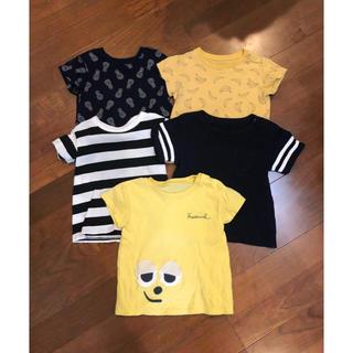 ユニクロTシャツセット 80