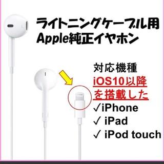 アイフォーン(iPhone)のアイフォン イヤフォン(ストラップ/イヤホンジャック)