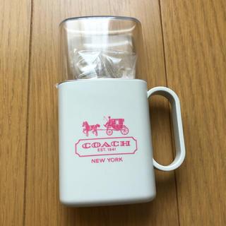 コーチ(COACH)のCOACH コーチ 歯ブラシ セット(歯ブラシ/デンタルフロス)