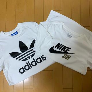 ナイキ(NIKE)のNIKE adidas Tシャツ2枚セット(Tシャツ(半袖/袖なし))