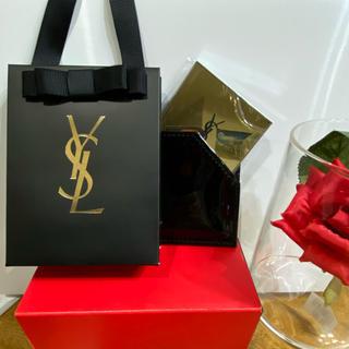 イヴサンローランボーテ(Yves Saint Laurent Beaute)の❤️【イヴサンローラン】オリジナルミラー &  プチギフトバッグ(その他)