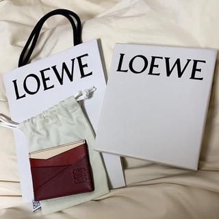 ロエベ(LOEWE)のLOEWE ロエベ パスケース (名刺入れ/定期入れ)