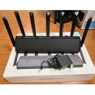 xiaomi AIoT ルーター AX3600 wifi6対応(PC周辺機器)