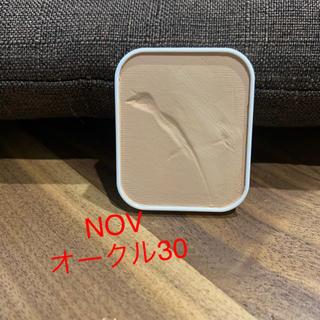 NOV - NOV パウダリーファンデーション オークル30