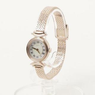 アガット(agete)の【Mさん専用】agate ラウンドフェイスソーラーウォッチ(腕時計)
