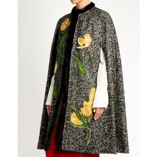 ドルチェアンドガッバーナ(DOLCE&GABBANA)の◆近年物 海外定価70万円◆ Dolce&Gabbana ミンクケープコート(ロングコート)