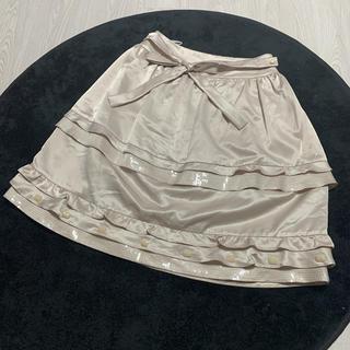 トゥービーシック(TO BE CHIC)のtobechic  スカート 40(ひざ丈スカート)
